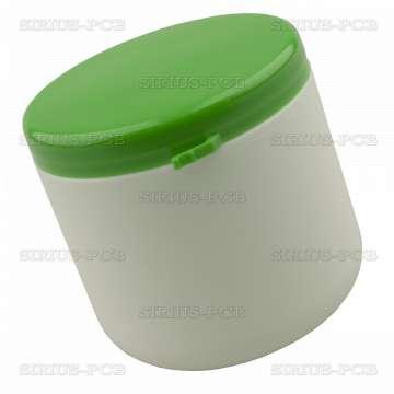 Пластмасова кутия 250mL. с капачка