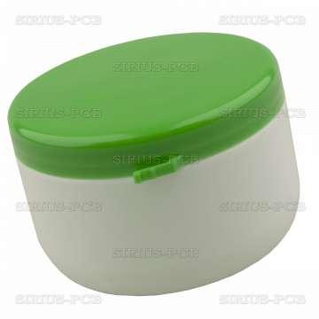 Пластмасова кутия 180mL. с капачка