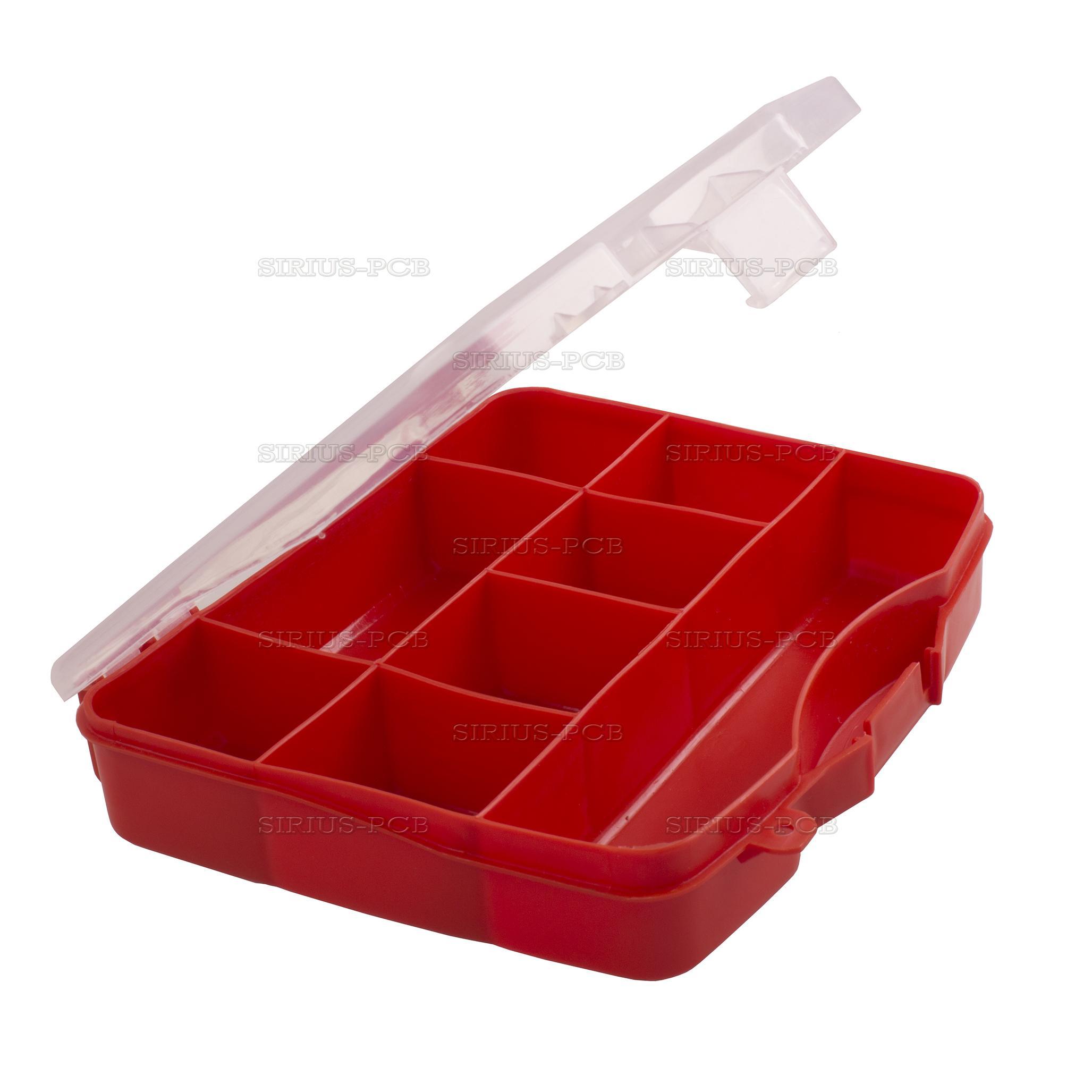 Кутия органайзер XG165х140х35