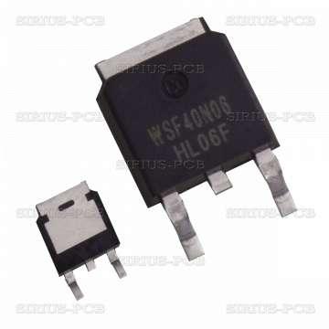 Транзистор MOSFET WSF40N06; N-MOSFET; TO-252-2(DPAK)