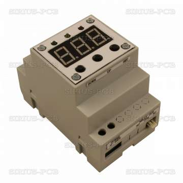 Терморегулатор Thermo Control 220V 2 Relay 1 Solid OUT BOX