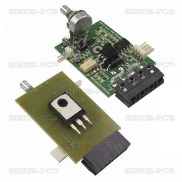 PWM DC MOTOR CONTROL 300W Encoder с обратна връзка от енкодер
