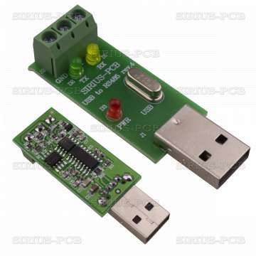 USB to RS485 rev.4