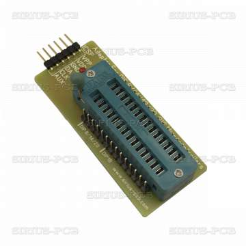 ICSP ZIF Adapter For DIP8/14/18/20  PIC Microcontrollers