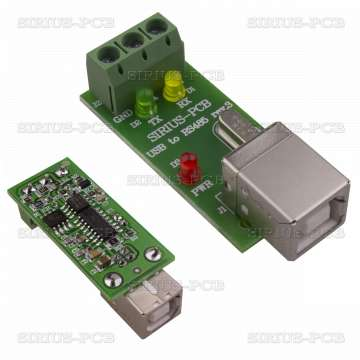 USB to RS485 rev.3