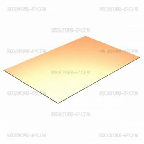 Едностранно фолиран стъклотекстолит FR4-0/35-1.5mm; 45cm-ширина