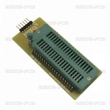 ICSP ZIF Adapter For DIP 28 40  PIC Microcontrollers
