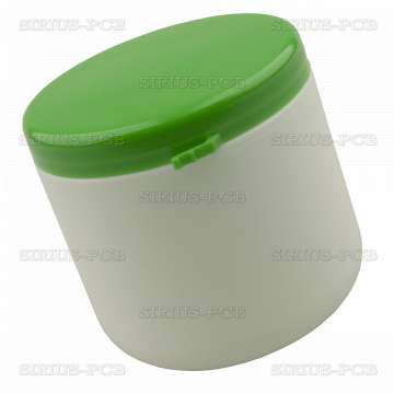 Пластмасова кутия 250mL с капачка