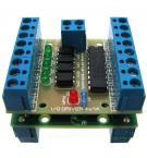 Драйвер PIC AVR CNC I/0 Driver 4x1A / IN 5VDC / OUT 5-48VDC