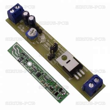 Електронна защита за DC товар 15A 15A Electronic Fuse
