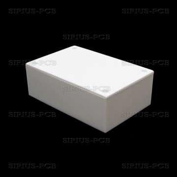 Кутия универсална A02-1; бяла