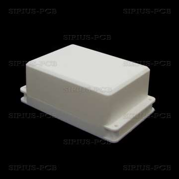 Кутия универсална A12; бяла