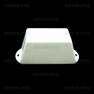 Кутия универсална A04 бяла