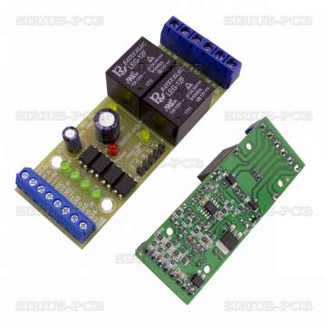 Mini PLC 4in 2Relay Out