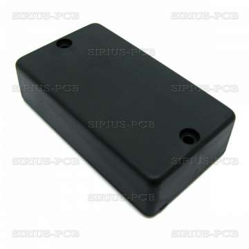 Кутия универсална A10 черна
