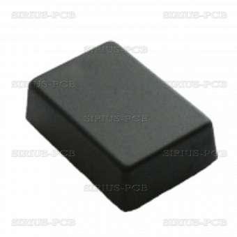 Кутия универсална Z-43 / 31x45x15mm / черна
