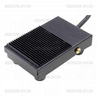 Педал превключвател FS1-1 / 230VAC / 10A / SPDT / NO+NC