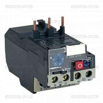 Защита за двигател термична (РТБ) JR28-25 1306; 660VAC; 1A~1.6A
