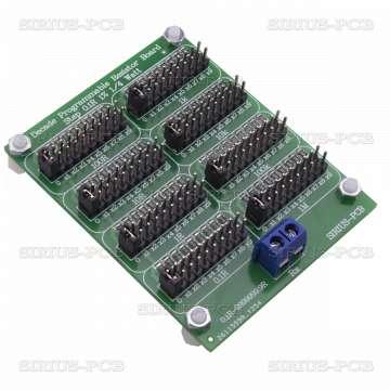 Резисторна декада 0.1Ω-9999999.9Ω