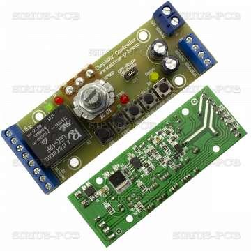 Контролер на правоъгълни импулси Step Dir Controller