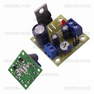 Нискочестотен усилвател TDA2030 18W
