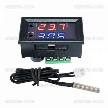 Термоконтролер W2809I 12VDC