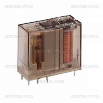 Реле за печатна платка PCB RP820024; Schrack; 2CO; 24VDC; 8A