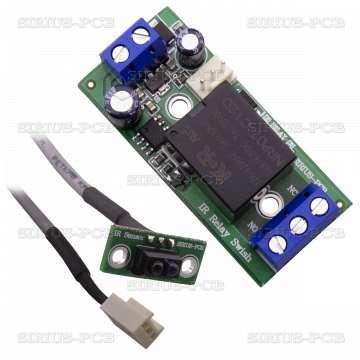 Инфрачервен релеен ключ 12VDC