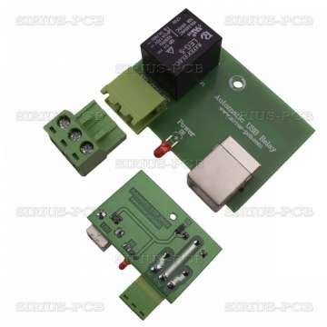 Автоматично USB реле Automatic USB Relay