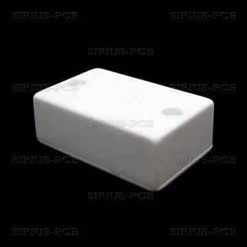 Кутия универсална A09 бяла