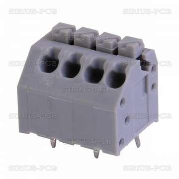 Клема VF250 / 4 Pin / 0.8 mm2 / 3.5 mm / 5A