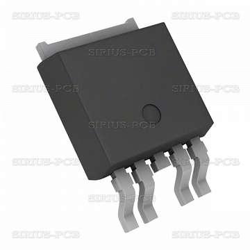 Интегрална схема Други - BA00BC0WFP / TO252-5/DPAK-5
