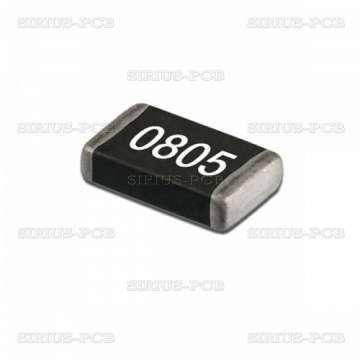 Резистор 5.1k/0.125W; 0805