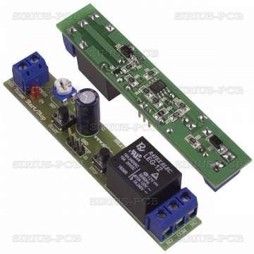555 Старт Стоп таймер 12V от 1 до 2000 секунди