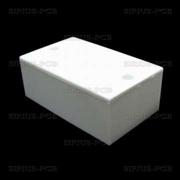 Кутия универсална A03; бяла