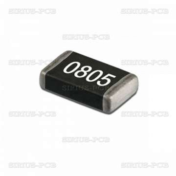 Резистор 560R/0.125W; 0805